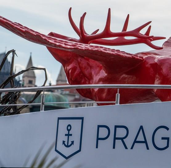 ProZeta - firemní akce na lodi Grand Bohemia