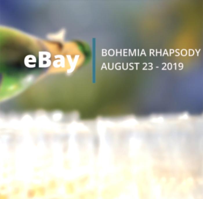 Firemní akce na lodi Bohemia Rhapsody